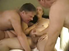 3 (bi) Men & Lady
