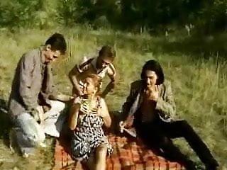Small Tits Blowjob Granny video: Omas Vom Lande Vollgepisst (1998 )