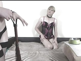 RUSSIAN BLONDIE SHARLIE FURFUR GET DOMINATED BY ALICE BLITZ