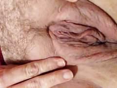 Große saftige Muschi