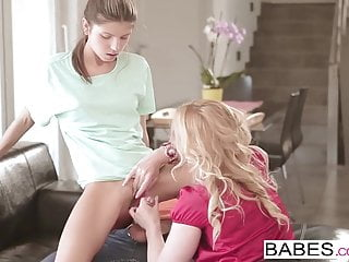 Blowjobs Cumshots porno: Babes - Step Mom Lessons - Leny Ewil, Gina Gerson, Kathia No