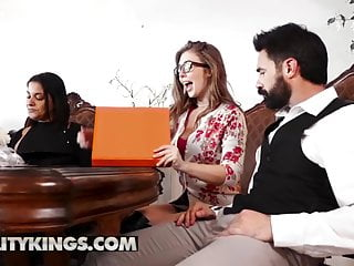 Blowjob Big Ass Hd Videos video: Sneaky Sex - Charles Dera Lena Paul - Plowing The Wedding