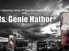 Strýc Jeb - paní Genie Hathor a já jsme asi 2 řez!