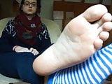 BARE FOOT & Big Feet Size 41