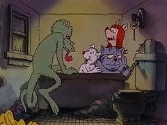 Fritz die Katze (1972)