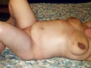 Brunette Milf Wife video: WIFE  FUCKING  A  STRANGER