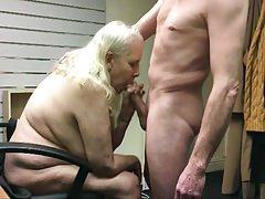 Penny Sneddon sucking cock again 1-3-2018-Homemade Amateur Video
