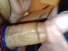 Fuck Pig Gobbles Manmeat And Gets Fucked