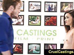 Casting teen di FetishNetwork Eden Sinclair