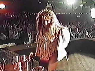 Blonde Big Tits Bikini video: California Bikini Contest featuring contestant Margie
