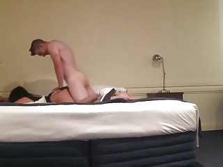 Weekend Away With Slut Friend