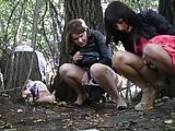 Hidden Cam : Girls Pee