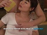 Nao Mizuki Amateur Asian babe amazes with warm blowjob