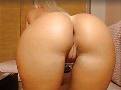 Bardzo seksowny młody tyłek