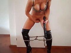 Holenderska mamuśka mamuśka masturbuje się 7