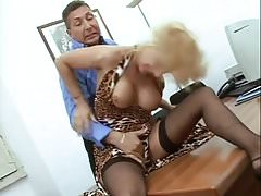 Hard Fuck with Italian Mature