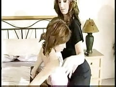 Mom seducting her daughter's friend .F70