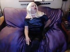 Monique Satin Soundings  and Prostate Milking