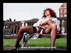 Klasická britská porno s Lyndou Leighovou