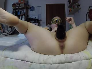 all alone in the bedroom