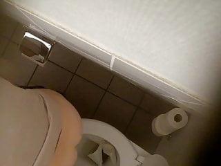 Hidden Camera Hd Videos video: office Wc Spy Cam  Isabelle 5