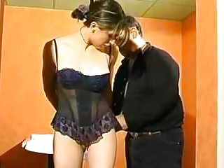 Bdsm Humiliation Rough Sex video: maude baccardi soumission promise 1