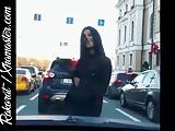 Between traffic