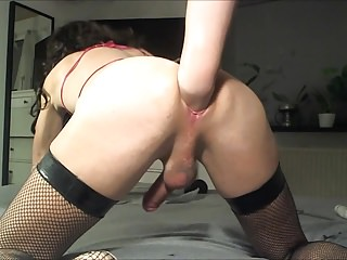 Amateur Shemale Hd Videos Shemale Porn Shemale video: Diana fisting TinaCrossdresser