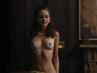 Brunette Big Tits video: Alexandra Light - ''American Playboy''