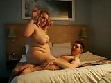 chubby wife  satiates her hunger for sex in hidden camera