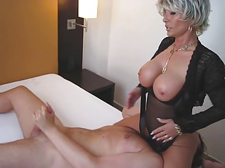 Drunk mom sex