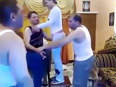 fiesta arabe con puta