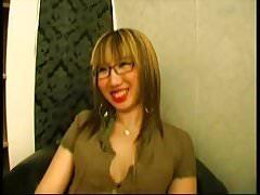 Francouzská BBW Christine dostává analsex