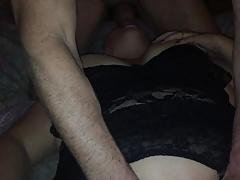 Zralá italská kurva, ukazuje svou kundičku