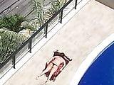 Voyeurism VIII: woman in bikini (non-nude)
