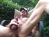 mustache muscle daddy's sweet afternoon