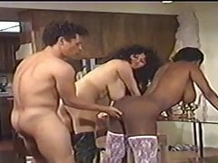 Nikki King Threesome