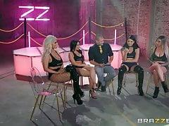Final de la casa 3 de Brazzers - Bridgette B, Gina Valentina, Karma