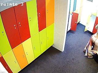 Hidden Camera Hd Videos video: Hidden camera in the locker room 13