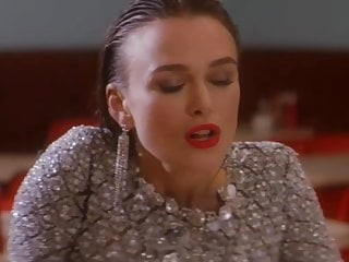 Lingerie Tits Blonde video: Keira Knightley Compilation