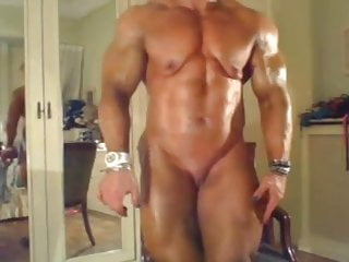 Small Tits Bisexual European video: Muscle nude
