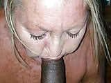 Gilf always hungry for young black cock