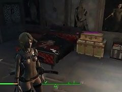 Fallout 4 Katsu v Red Rocquet part.1 HD