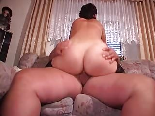 Matures Milfs Amateur video: Sexy mature fucks chubby guy