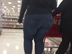 Major PAWG BBW Dans Jeans 1