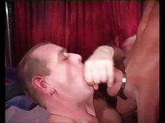 Tedesca BBW Slut in MMF Bi-Sex Trio