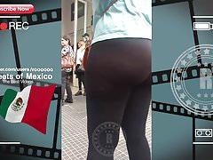 PASEO DE BOTÍN PARA ADOLESCENTES EN LA CALLE (VPL-Pantalones rojos) 2018