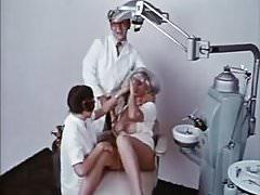 Wiercone przez dentystę