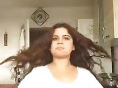 türkische mollige Teenager-Show Medina 2