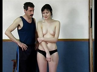 Bdsm Spanking Teen video: CMNF - Spanking! Teen disciplined, humiliated and punished!